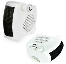 Lloytron électrique portable 2000 W 2 kW ventilateur radiateur Cool Hot Air Silencieux Compact