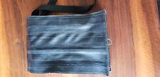 Krejci – TAKASHI bag -recycled innertube satchel with lime colored lining