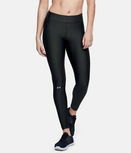 Under Armour Women's UA HeatGear Armour Leggings Workout Everyday Legging