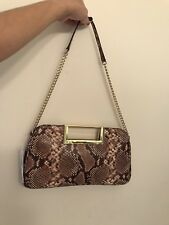 MICHAEL KORS BERKLEY CLUTCH NWT