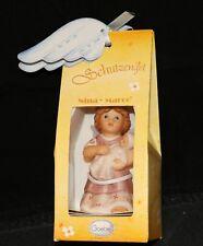 "Goebel Schutzengel Nina – Marco Guardian Angel Figurine 3"" tall NEW w/Box"