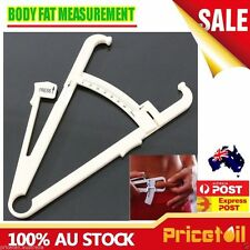 Oz Body Fat Measurement Testing Caliper Skinfold Skin Fold Gym Weight Loss Test