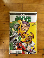 Marvel Fall Of The Hulks #1 One Shot Unread Condition