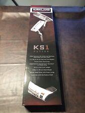 Kirkland Signature KS1 Golf Putter Brand New In Box