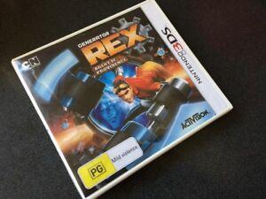 Generator Rex NINTENDO 3DS