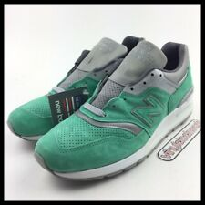 New Balance Concepts 997 Made In USA Mens Size 11.5 Teal M997NSY Rivalry Pack