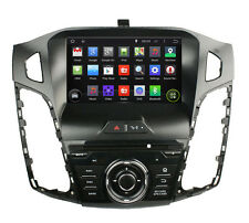 """Quad Core 8"""" Android 5.1 Autoradio DVD GPS Navigation Headunit For Ford Focus"""