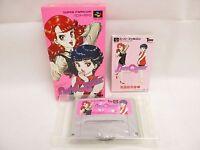 LOVE QUEST Parody RPG GOOD Condition /0330 Super Famicom Nintendo sf