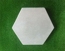 Hexagon Paver Stepping Stone Mould Mold Garden Landscaping Concrete Paver NEW