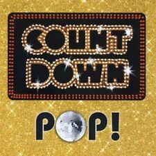 New: COUNTDOWN POP! - Major Artists CD, 43 Songs, Best Selling, Pop Hits