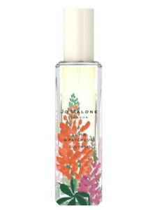 Jo Malone Lupin & Patchouli - Cologne Spray-Limited Edition-1.0oz/30ml NO BOX