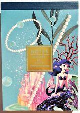 Lovely Cute Kawaii Disney Princess Ariel Mini Memo Pad 80 pcs Note MADE IN JAPAN