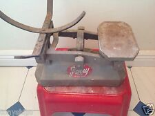 VINTAGE RETAIL  SHOP  WEIGHING SCALES  by Perry of Ilford