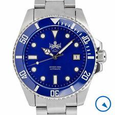 PHOIBOS Hi-Beat Automatic Dive Watch w/Anti-Reflective Sapphire Crystal #PY007B