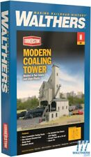 N Scale Walthers Cornerstone kit 933-3262, Modern Coaling Tower