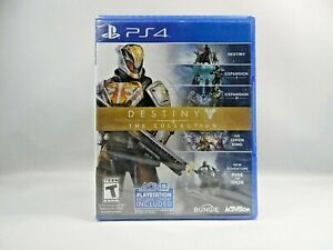 Destiny: The Collection (Sony PlayStation 4, 2016)  sealed !