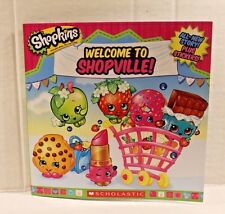 Shopkins : Welcome to Shopville! - Children's Paperback Book 2015