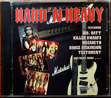 Hard'N'Heavy by Various Artists [Canada - QRSPD1133 - CINRAM - No IFPI#] - MINT