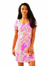 Lilly Pulitzer UPF 50+ Tammy French Terry Dress, Sunseekers, XSMALL, NWT
