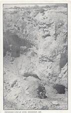 Oronogo Circle Cave Oronogo, Missouri Postcard 1915