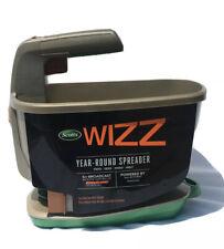 Scotts~Wizz Automatic Hand-Held Spreader~Plant Care Soil Fertilizer~New