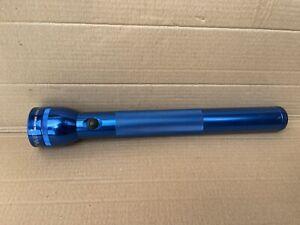Maglite 4D Torch Flashlight Blue