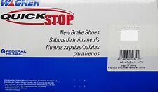 BRAND NEW WAGNER QUICK STOP REAR BRAKE SHOES Z658 / 658 FITS LISTED VEHICLES