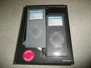 Pack of 2 iPod Nano Soft Jackets BNIB