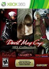 Devil May Cry HD Collection (Microsoft Xbox 360, 2012) Brand New