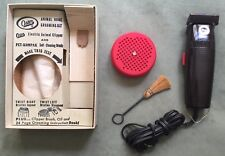 Vintage ~ OSTER ~ Model 95 - Electric Dog Clipper Set ~ Made in USA ~ SAVE $