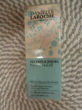 DANIELLE LAROCHE~TEA TREE & JOJOBA~NATURAL FACE OIL 1.69 OZ