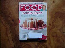 Martha Stewart Everyday Food Magazine Issue 88 December 2011
