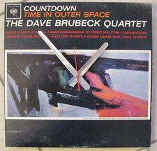 DAVE BRUBECK-COUNTDOWN- ALBUM CLOCK!***MAKES A GREAT GIFT!**FREE SHIPPING!