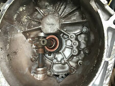fiat 500 gearbox 2010 - 2016 taken from 2015, with 22000 miles