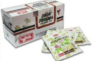 QARSHI JOHAR JOSHANDA Herbal Tea Remedy Cold Flu
