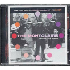 the Montclairs - Make Up For Lost Time: The Paula Recordings 1971-74 (2CD 2001)