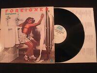 Foreigner - Head Games - 1979 Vinyl 12'' Lp./ VG+/ Lou Gramm / Hard Rock AOR