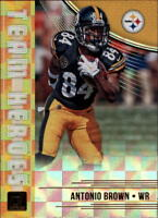 2018 Donruss Football Team Heroes Insert Singles (Pick Your Cards)