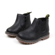 Winter Children Kids Martin Boots Snow Baby Shoes Toddler Boys Girls Boots Size