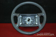 Porsche 911 964 993 Carrera Grey 4 Spoke Steering Wheel 964.347.804.50 OEM Gray