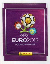 bustina figurine packet pochette  - EURO 2012 POLAND UKRAINE PANINI