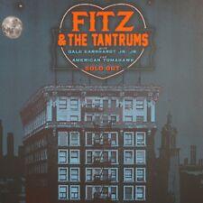 Fitz and the Tantrums - 2012 Jon Smith poster Seattle Showbox
