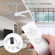 Universal Ventilador de techo lámpara Mando a distancia Kit inalámbrico Receptor