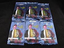 Lot of 6 Vintage 1995 FLEER ULTRA BATMAN FOREVER Unopened Card Packs