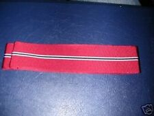 "GERMAN -  Ost  Medal  Ribbon x 6"".  Inc. UK p&p."