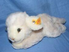 Steiff Lamb Soft Bodied Linda 280030 Christening New Baby Gift Present Birthday