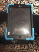 "Devicewear  KeepSAFE 360  Rotating Kickstand Case for iPad 9.7"". Pre-owned."