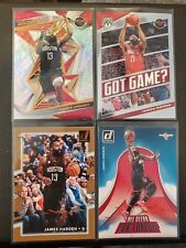 James Harden 4 Card Lot - Pack Fresh
