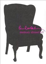 Memory Almost Full [Bonus CD] [Digipak] [Limited] by Paul McCartney (CD, Jun-200
