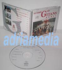 GORAN BREGOVIC CD Le temps des Gitans Emir Kusturica Gypsies Bijelo Dugme Hitovi